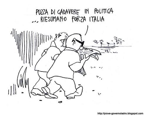 Puzza di cadavere by Livio Bonino