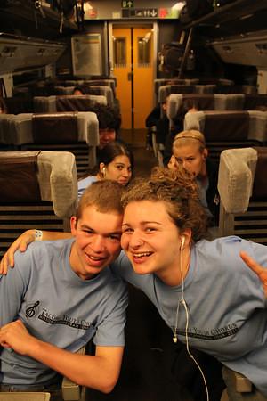 Tacoma Youth Chorus 2011 Tour of the United Kingdom and France