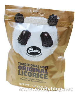 Panda Traditional Soft Original Licorice