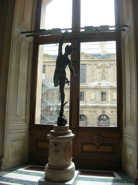 Hermes à Louvre