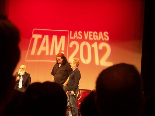 TAM 201 - Penn, Teller and Randi