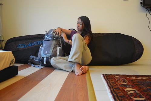 7KG Challenge - Mejor Backpack