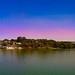 Panorâmica da Lagoa da Pampulha - BH/MG