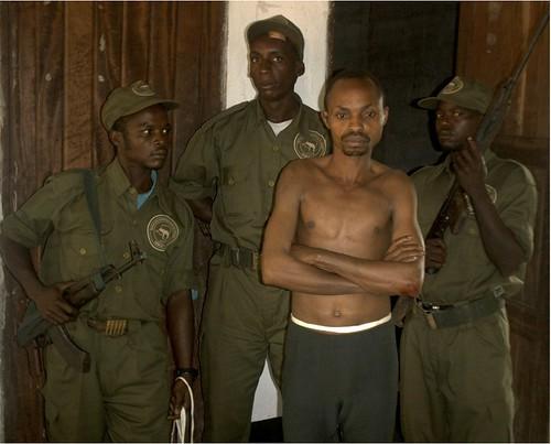 Maître was captured earlier