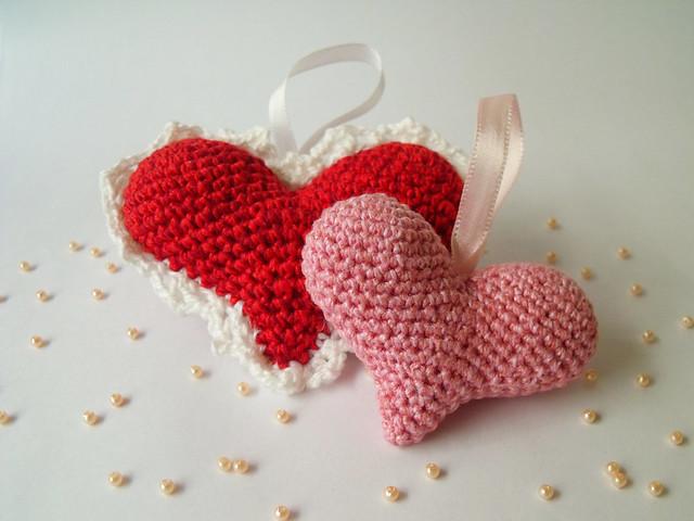 Sachê de coração 2