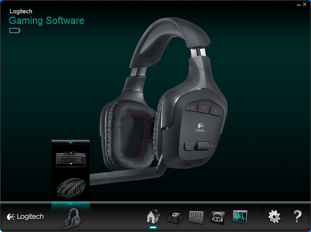Logitech Gaming Software - Devices