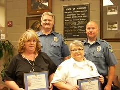 Chillicothe Correctional Center nurse recognized for outstanding work