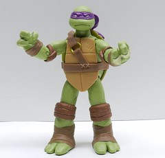 Ninja Turtles Donnie Nickelodeon Review