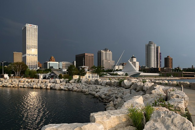 Milwaukee's Changing Skyline (2012)