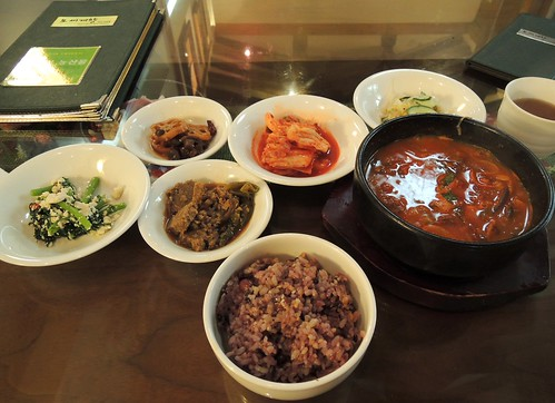 Oh Sae Gyae Hyang korean soup