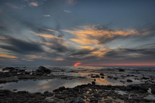 sunset nikon lakemichigan m31 charlevoix petoskey d90