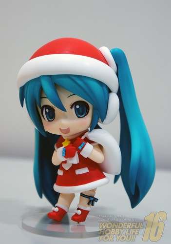 Nendoroid Hatsune Miku: Christmas version (Vocaloid)