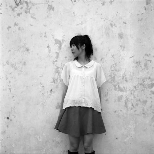 [フリー画像素材] 人物, 女性 - アジア, 中国人, 人物 - 横顔・横を向く ID:201208060800