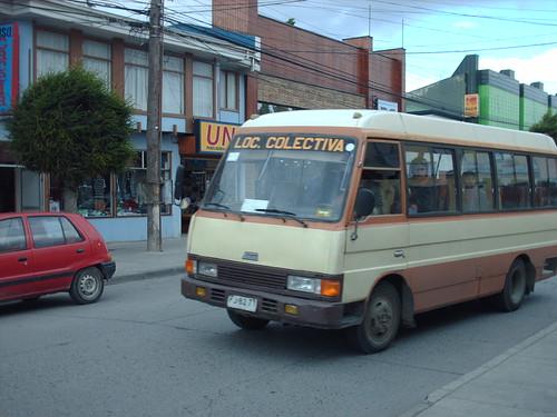 Asia Combi Minibus Natales