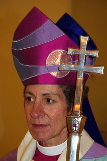 English The Most Reverend Dr Katharine Jefferts Schori 26th Presiding Bishop of the Episcopal Church