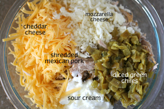 enchilada Ingredients