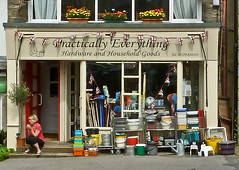 Practically Everything, Market Place, Settle by Tim Green aka atoach
