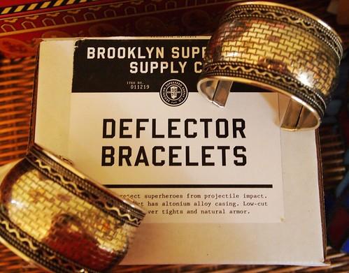 Deflector Bracelets