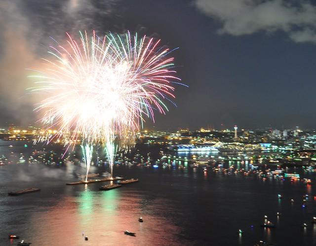 Yokohama Fireworks 80