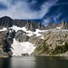 Minarets & Iceberg Lake, Ansel Adams Wilderness.