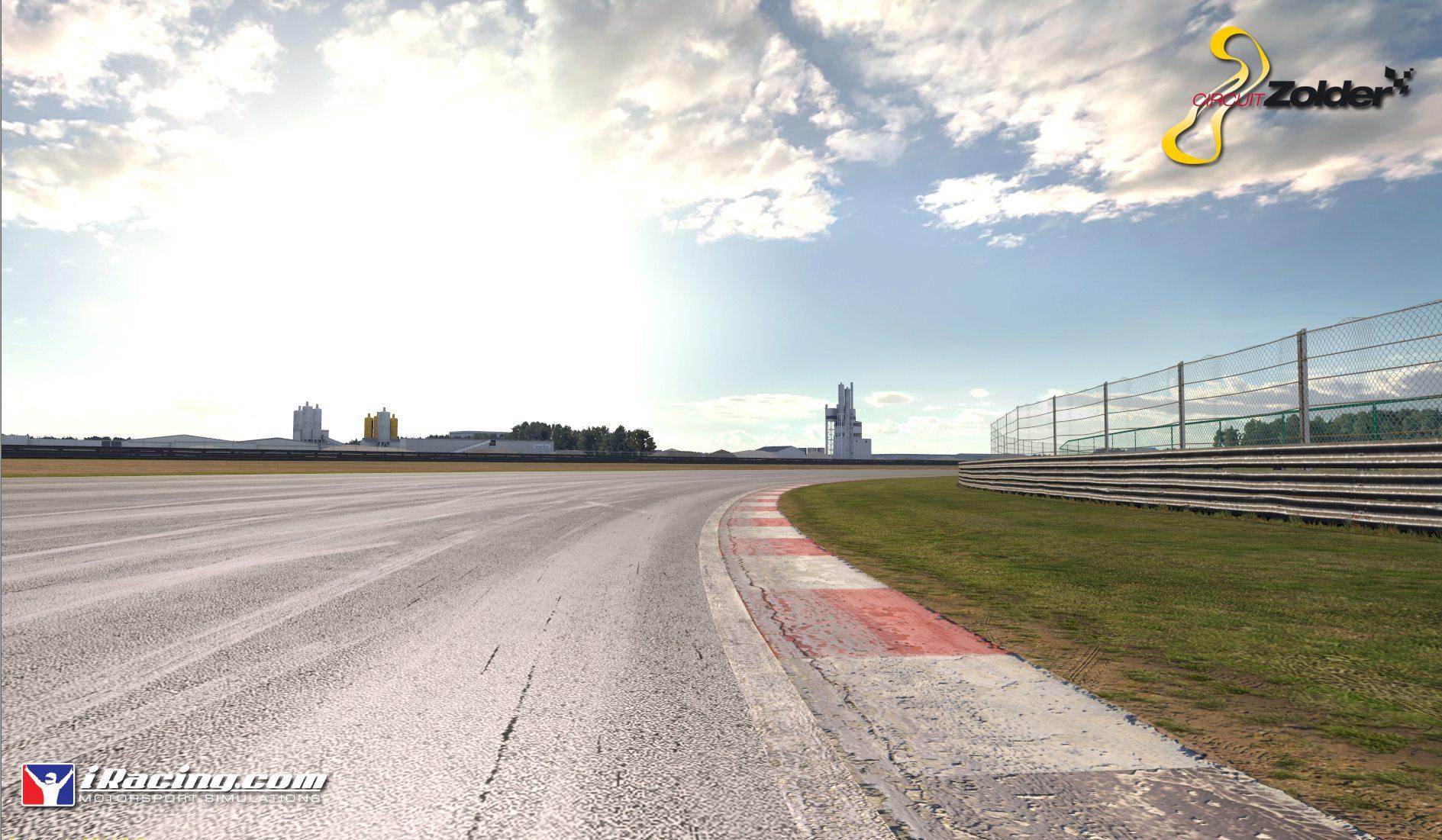 Circuito Zolder Belgica : Bsimracing