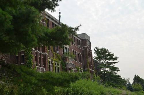 abandoned reformschool orangecountyny chesterny homlessshelter