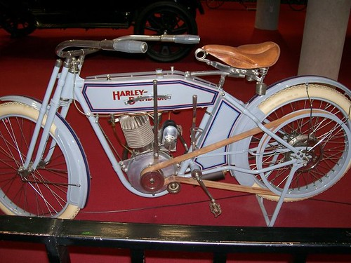 Harley Davidson Motercycle