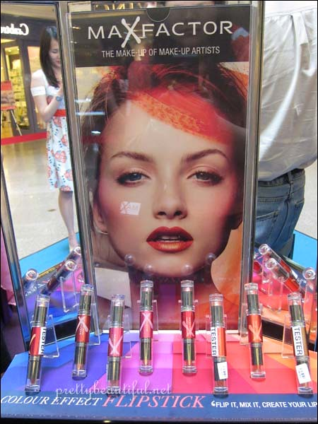 Max Factor Color Effect FlipStick