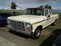1978 Ford F-250 Ranger XLT Supercab pickup