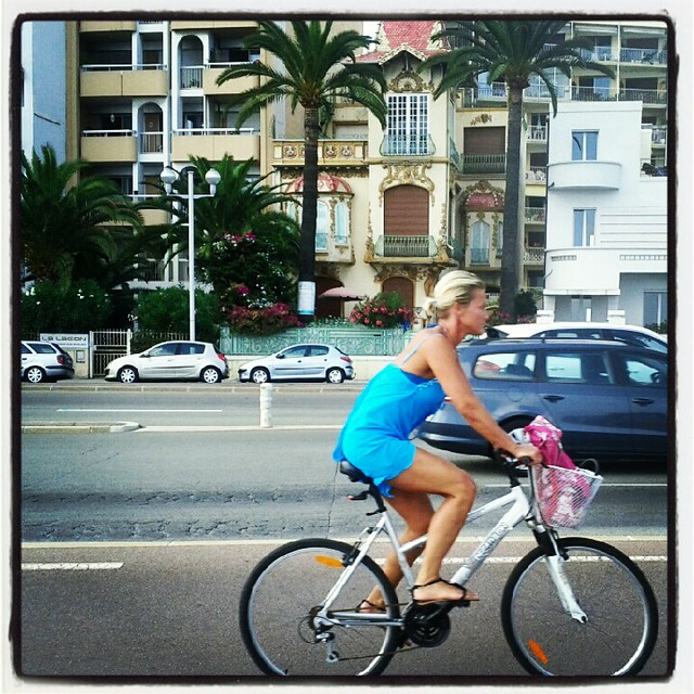 Nice Cycle Chic