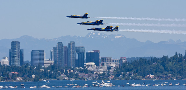 Blue Angels Seafair 3