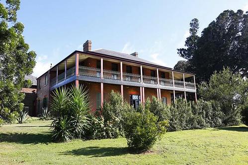 Hambledon Hill House, Maison Dieu, near Singleton, Australia