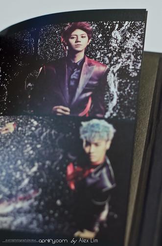 B2ST 5th Mini Album 'Midnight Sun'