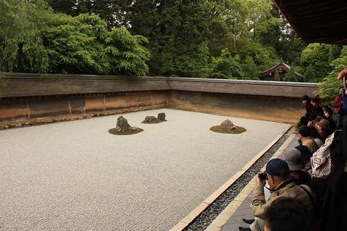 Ryōan-ji Rock Garden - Kyoto