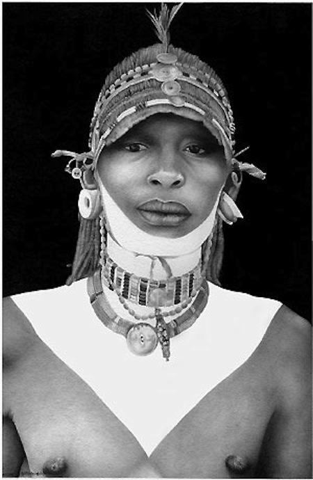 Samburu Warrior by Michael C Gibson