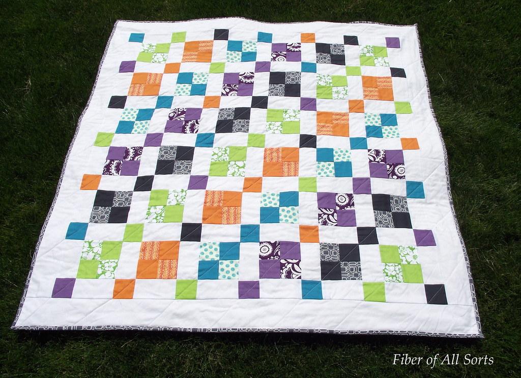 Step-daughters 4-H Quilt Front