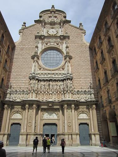 モンセラットの教会・・・2012.6.7 by Poran111