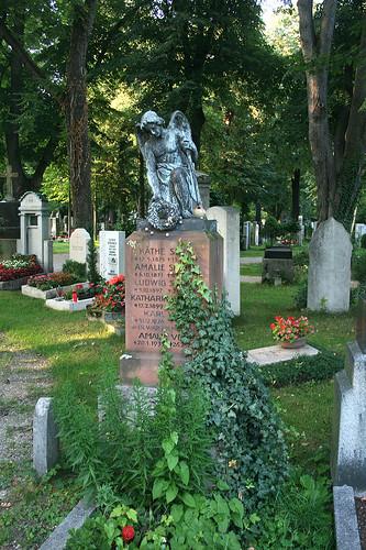 Engel - Ostfriedhof München