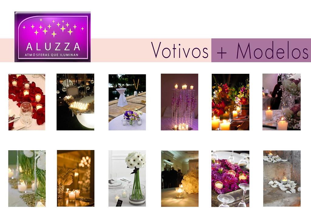 otros modelos de velas votivas