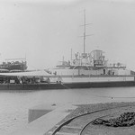 The latest news on ex-HMVS CERBERUS, seen here probably at Williamstown, Ca. 1901 - Green Collection, SLV.