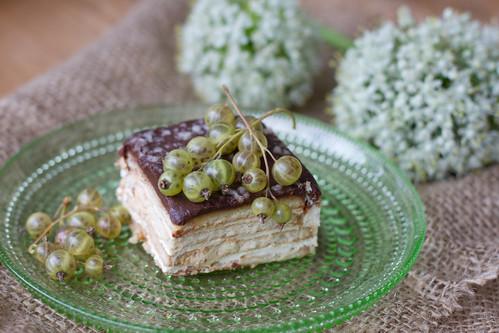 Kõige mõnusam küpsisetort / Estonian cookie cake