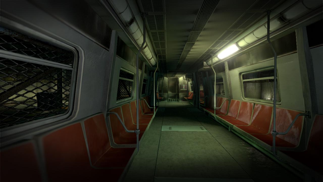 Resident Evil 6 DLC - Rail Yard