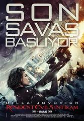 Resident Evil 5: İntikam - Resident Evil: Retribution (2012)