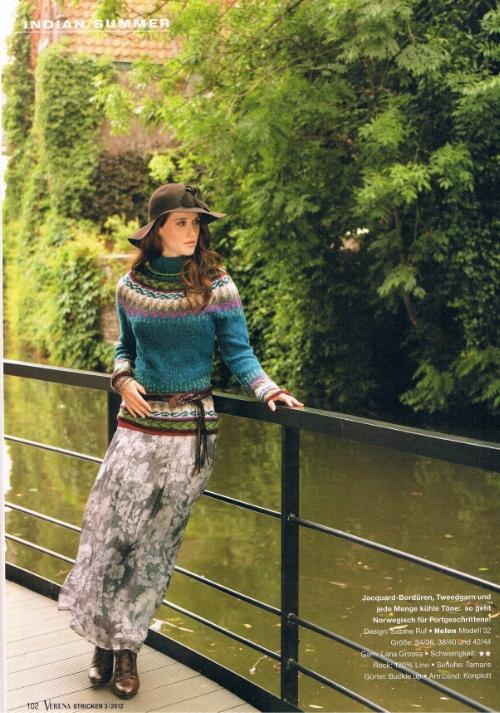 Pullover Helen-klein