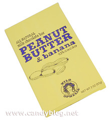 Wild Ophelia Milk Chocolate Bar Peanut Butter & Banana