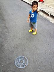 朝散歩 (2012/8/12)