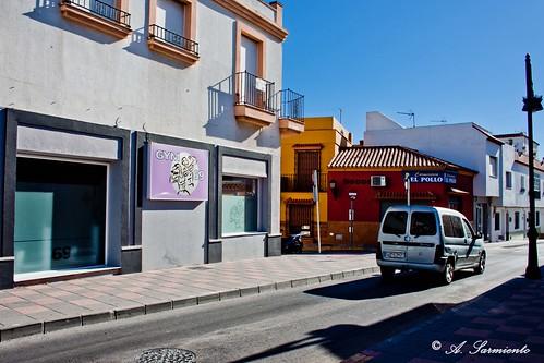 226/365+1 GYM 69 y Carniceria El Pollo. by Alfonso Sarmiento.