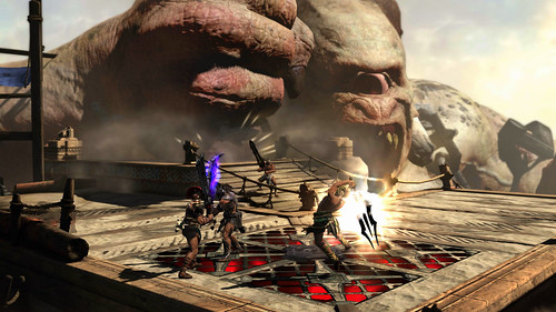 God Of War: Ascension Multiplayer Beta