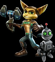 PlayStation All-Stars Battle Royale: Ratchet