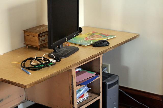 Eliza's Desk